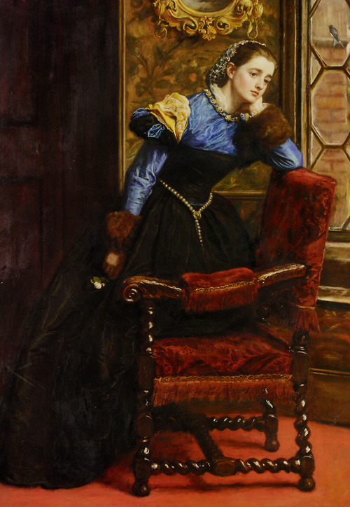John Everett Millais - Swallow, Swallow