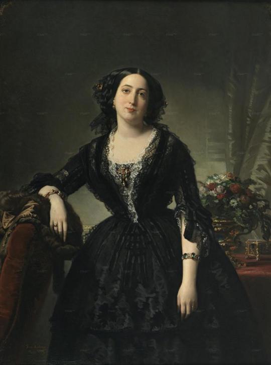 Maria Dolores_de_aldama_y_alfonso__marquesa_de_montelo__museo_nacional_del_prado__obra_de_federico_de_madrazo_y_kuntz