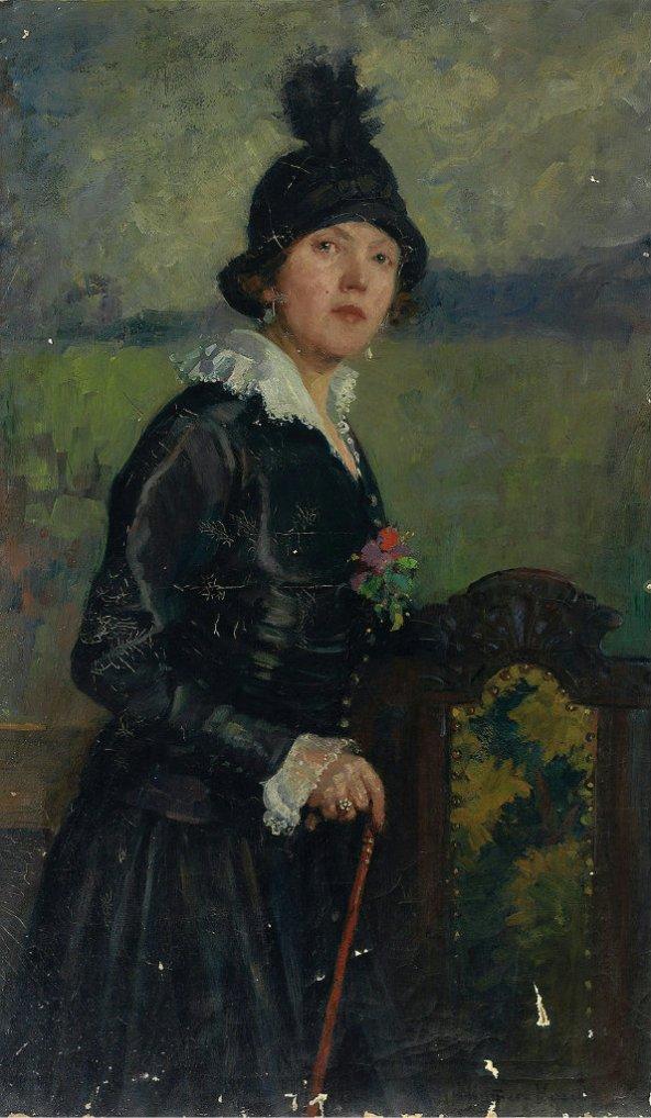 Mathilde Kummer-Kroell