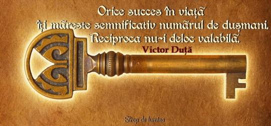 Orice succes in viata