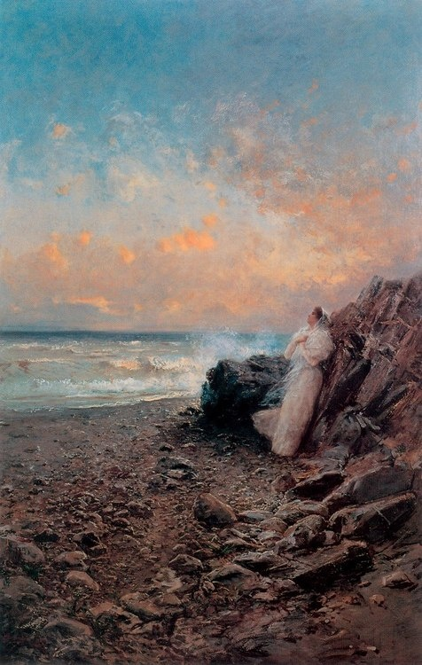 Pompeo Mariani  -The Sea Lover
