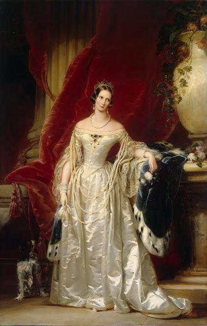 portrait-of-empress-alexandra-fedorovnaChristina Robertson-1