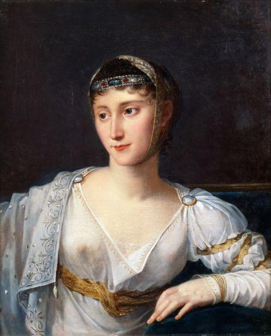 Robert LeFevre - Marie Pauline Bonaparte (1780-1825), Princess Borghese