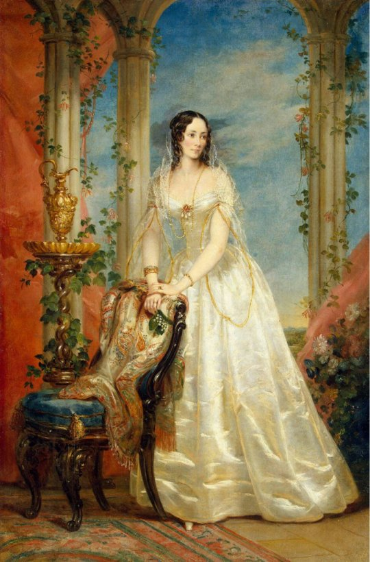Robertson, Christina - Portrait Zinaidы Ivanovnы Юsupovoй