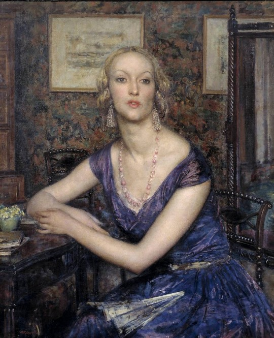 Sir Walter Russell - Cordelia, 1930