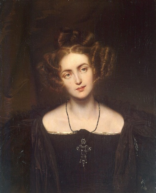 Soprana Henriette Sontag, nascuta in 3 ianuarie 1806