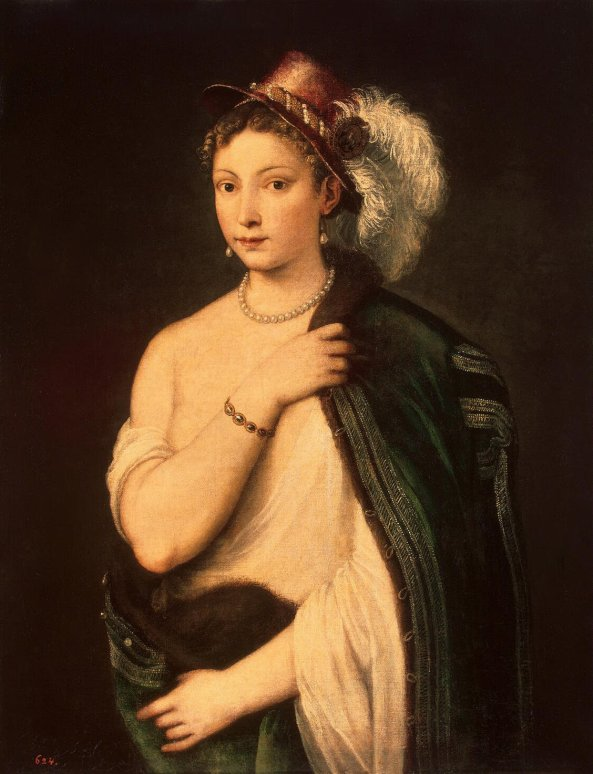Titian_(Tiziano_Vecellio)-ZZZ-Portrait_of_a_Young_Woman