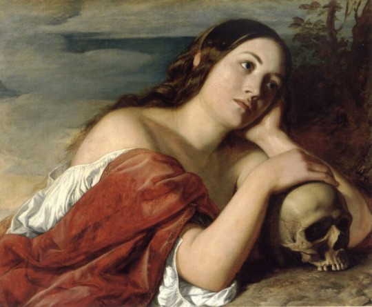 William Dyce Omnia Vanitas