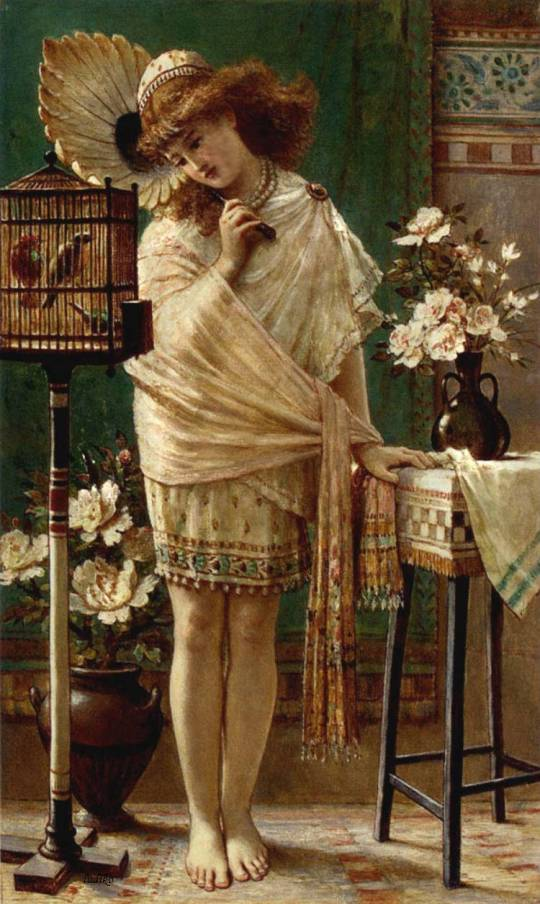 William Stephen Coleman - Love Birds