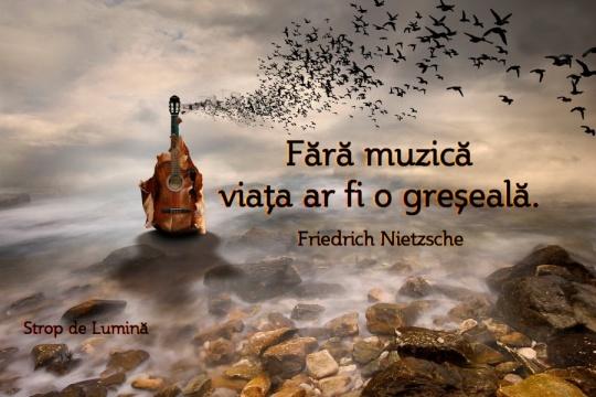 Viata fara muzica