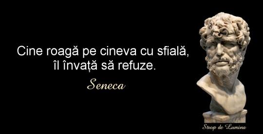 Seneca despre rugaminte