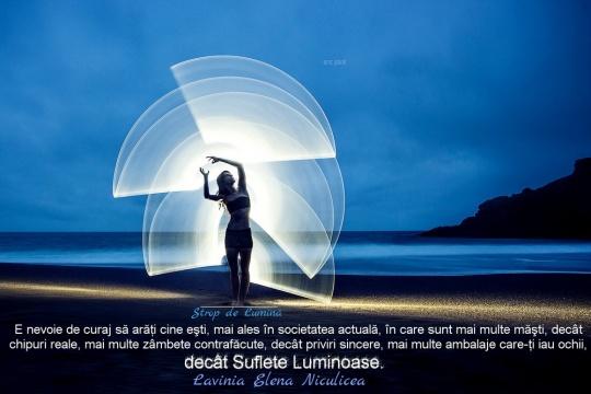 Suflete luminoase