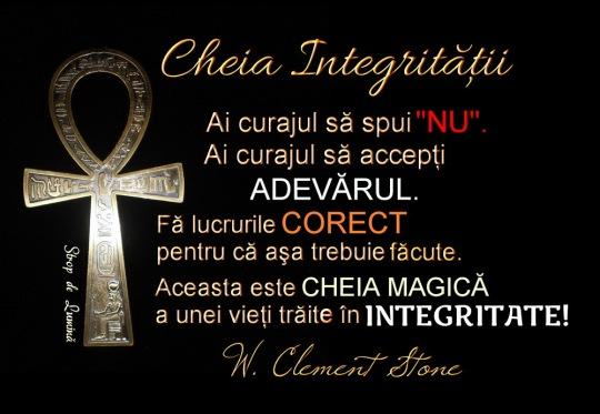 Cheia Integritatii