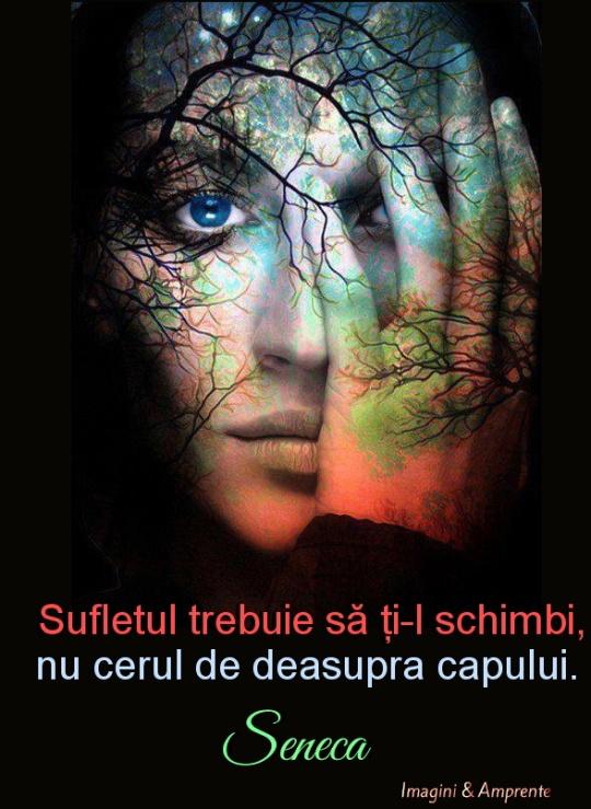 Sufletul trebuie sa ti-l schimbi
